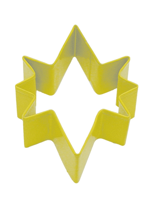 R&M - Yellow Star of Bethlehem Cookie Cutter (3.5 inch)