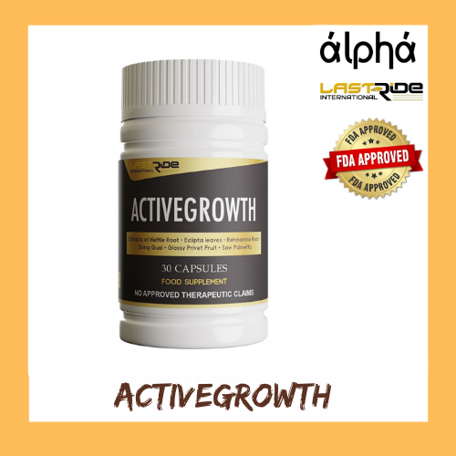 ACTIVEGROWTH Food Supplement