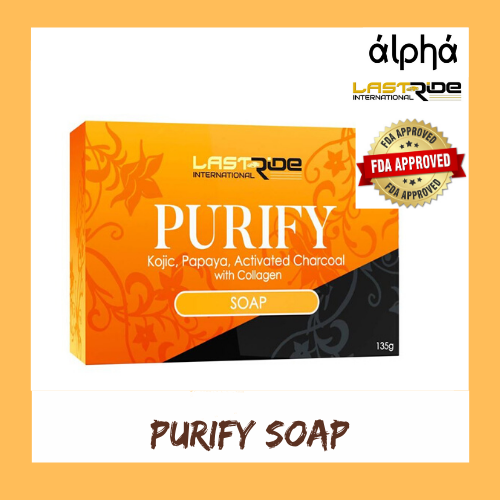 PURIFY Kojic, Papaya & Activated Charcoal