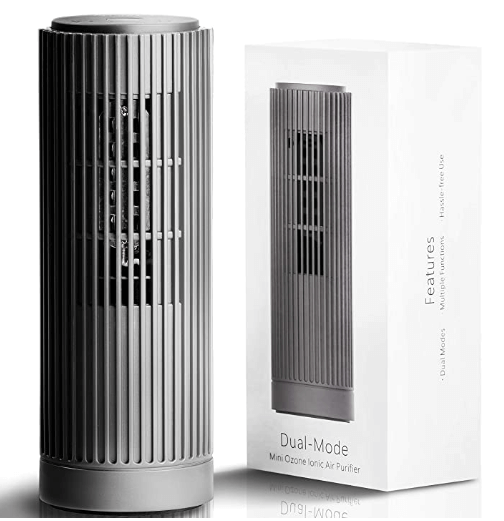 Dual-Mode Air Purifier Ionic + Ozone Mode (BUY 1 GET 1 FREE)