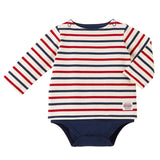 COTTON T-SHIRT BODYSUIT BABY