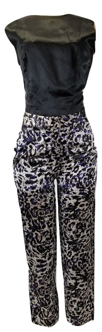 Laura Delman Leopard Pants - Size 4 And 8 - Donated From Designer