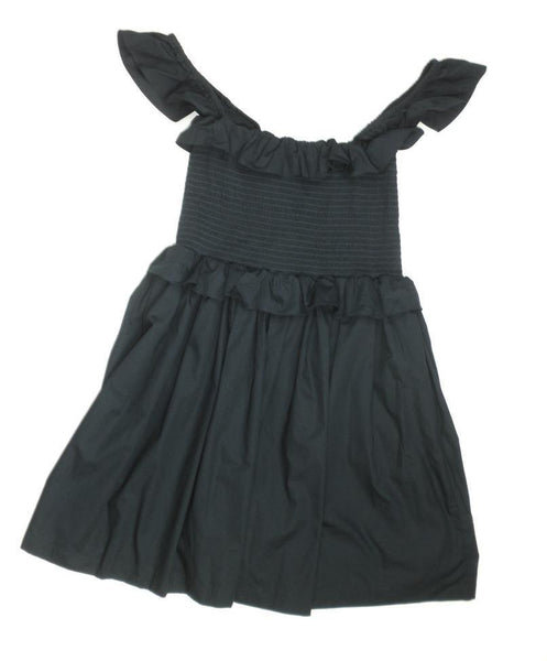 Amanda Uprichard Navy Blue Dress - Small