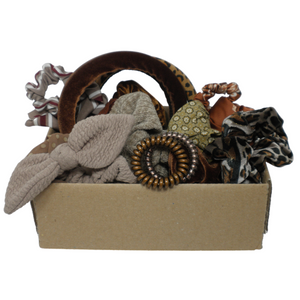 Brown Mystery Box - The Fashion Foundation - {{ discount designer}}
