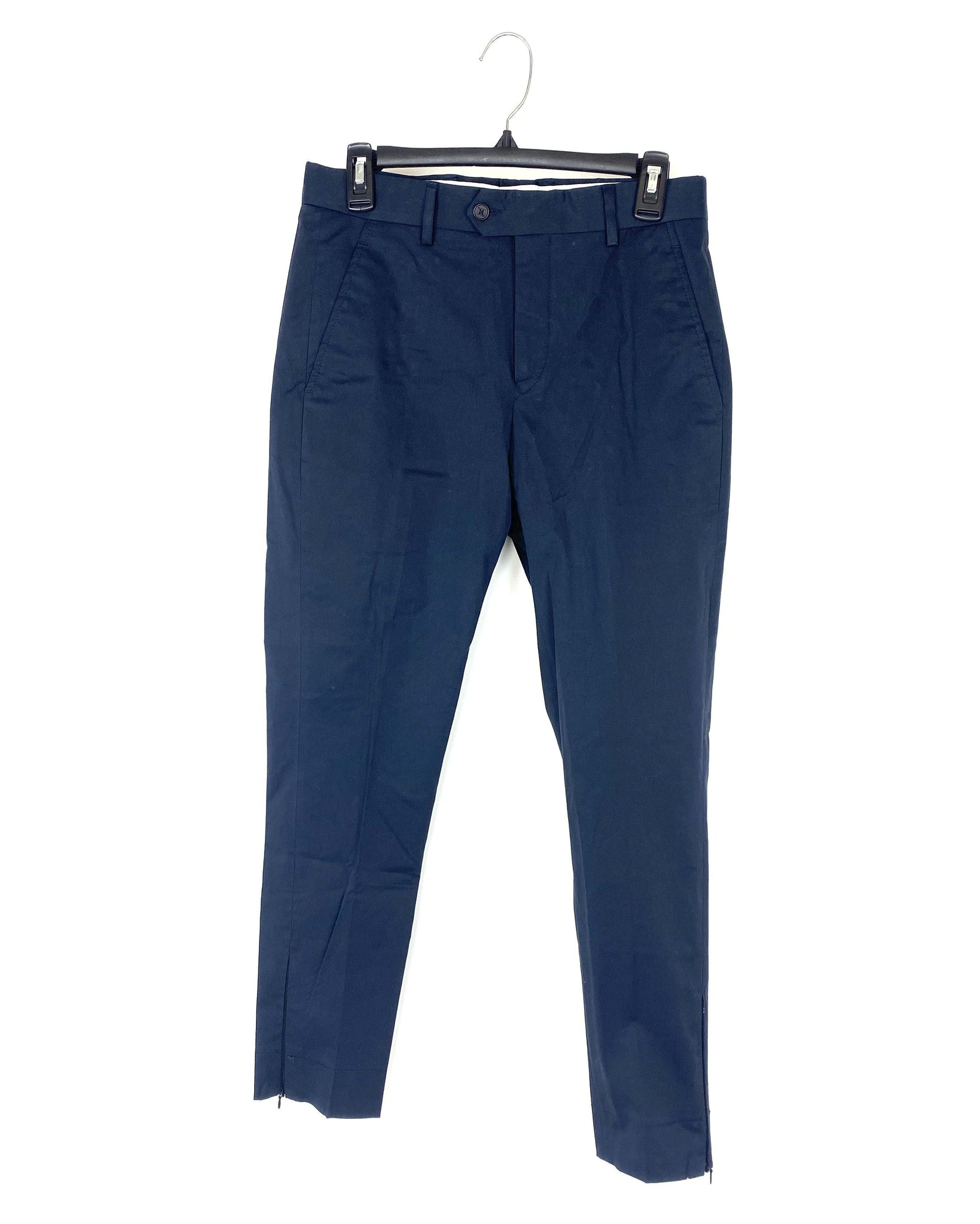Uri Minkoff (UniSex) Navy Pants - Size 30M, 32M, 36M, Small(Womens), Medium(Womens), Large (Womens)