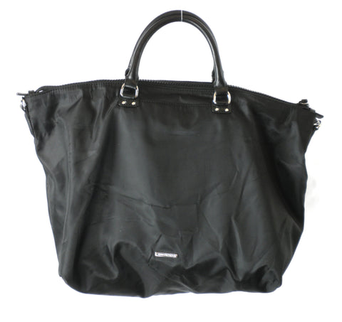 Rebecca Minkoff Black Nylon Tote Bag - Donated From Designer