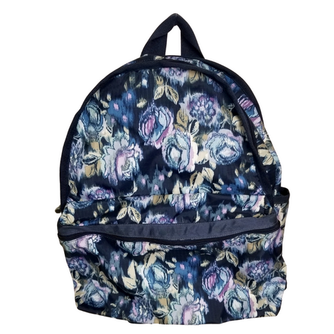 LeSportsac Floral Watercolor Structured Backpack - The Fashion Foundation - {{ discount designer}}