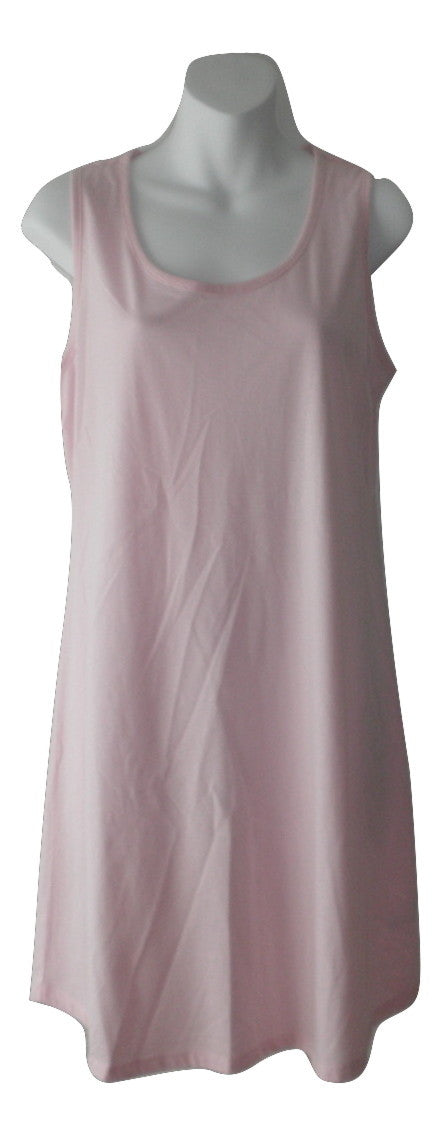 Jockey Pink Sleeveless Nightgown - Size Small - Donated From The Designer
