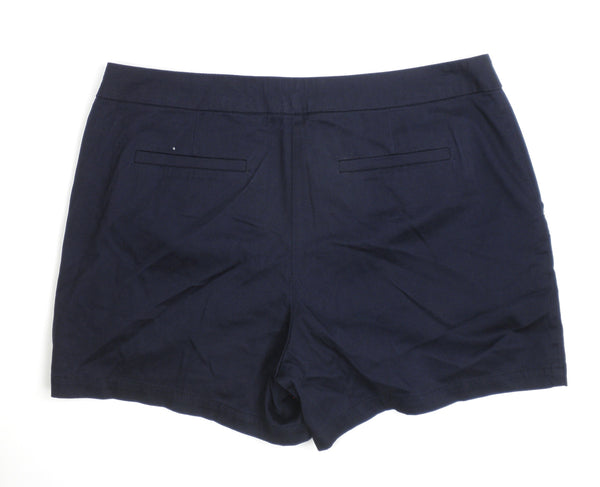 Dept 222 Navy Blue Shorts - Size 8 - The Fashion Foundation