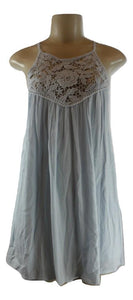 Heartloom Pale Blue Crochet Dress - Extra Small - New With Tags - The Fashion Foundation