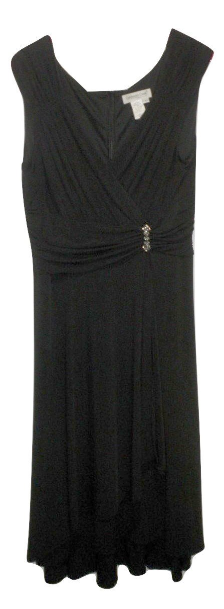 Coldwater Creek Black Sleeveless Dress - Size 10