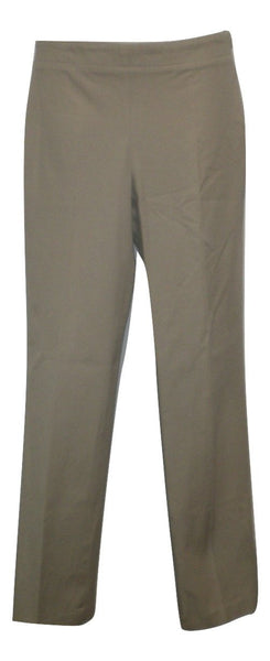 Gap Straight Leg Khaki Trousers - Size 2
