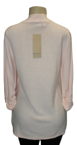 Sag Harbor Pink Sweater - Size Small - Donated From The Designer