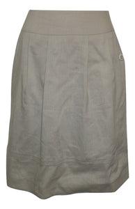 Un Jour Gray Skirt - Size 4 - New With Tags
