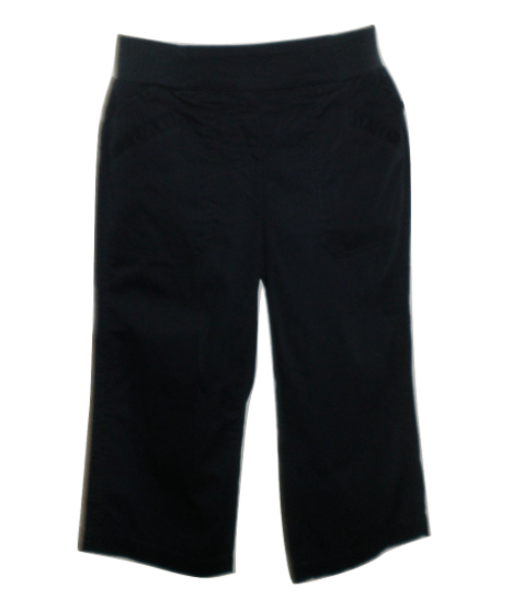 Christopher & Banks Navy Capri - Size 4 to 18 - Donated From The Designer