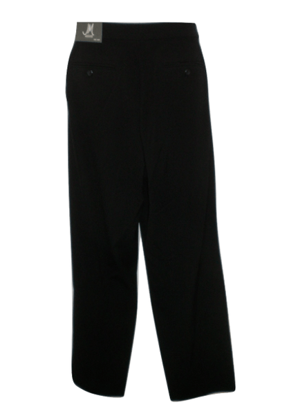JM Collection Black Trousers - Size 18P - Donated From The Designer