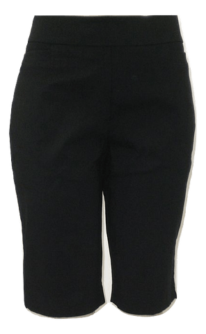 Briggs Black Bermuda Shorts - Size 10 - The Fashion Foundation