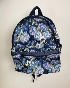 LeSportsac Floral Watercolor Structured Backpack
