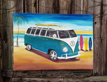 Load image into Gallery viewer, Baggies Beach Van