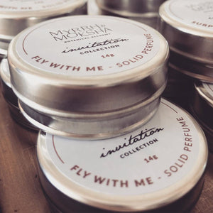 Fly with Me Solid Perfume