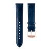 David Bruno blue genuine leather