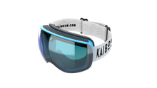 Load image into Gallery viewer, PANORAMIC GOGGLES LIQUID CRYSTAL LENS - BLUE
