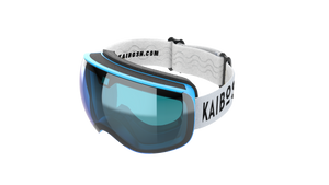 PANORAMIC GOGGLES LIQUID CRYSTAL LENS - BLUE