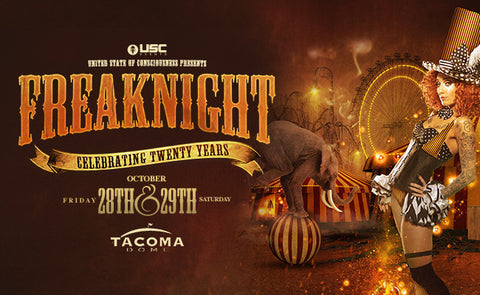 Basic Vendor Package - Freaknight 2016