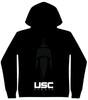 Black USC Hoodies