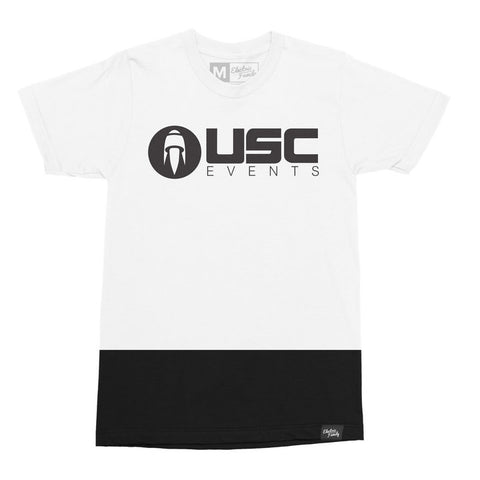 USC x Electric Family White Tshirt