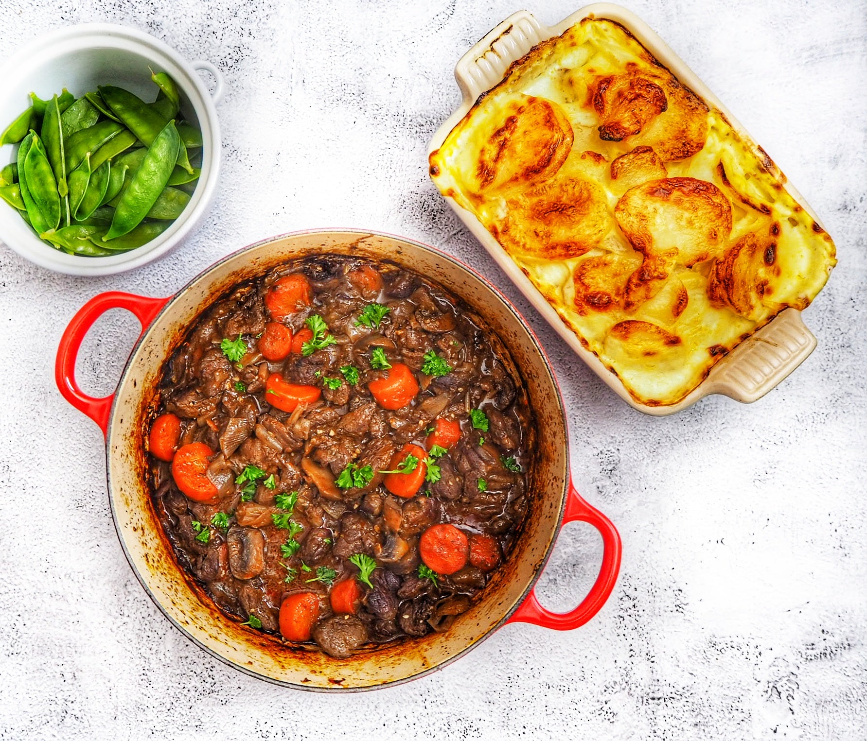 Baby Beef Bourguignon by The Mummy Diet