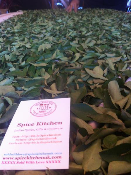 Curry Leaves from Kenya