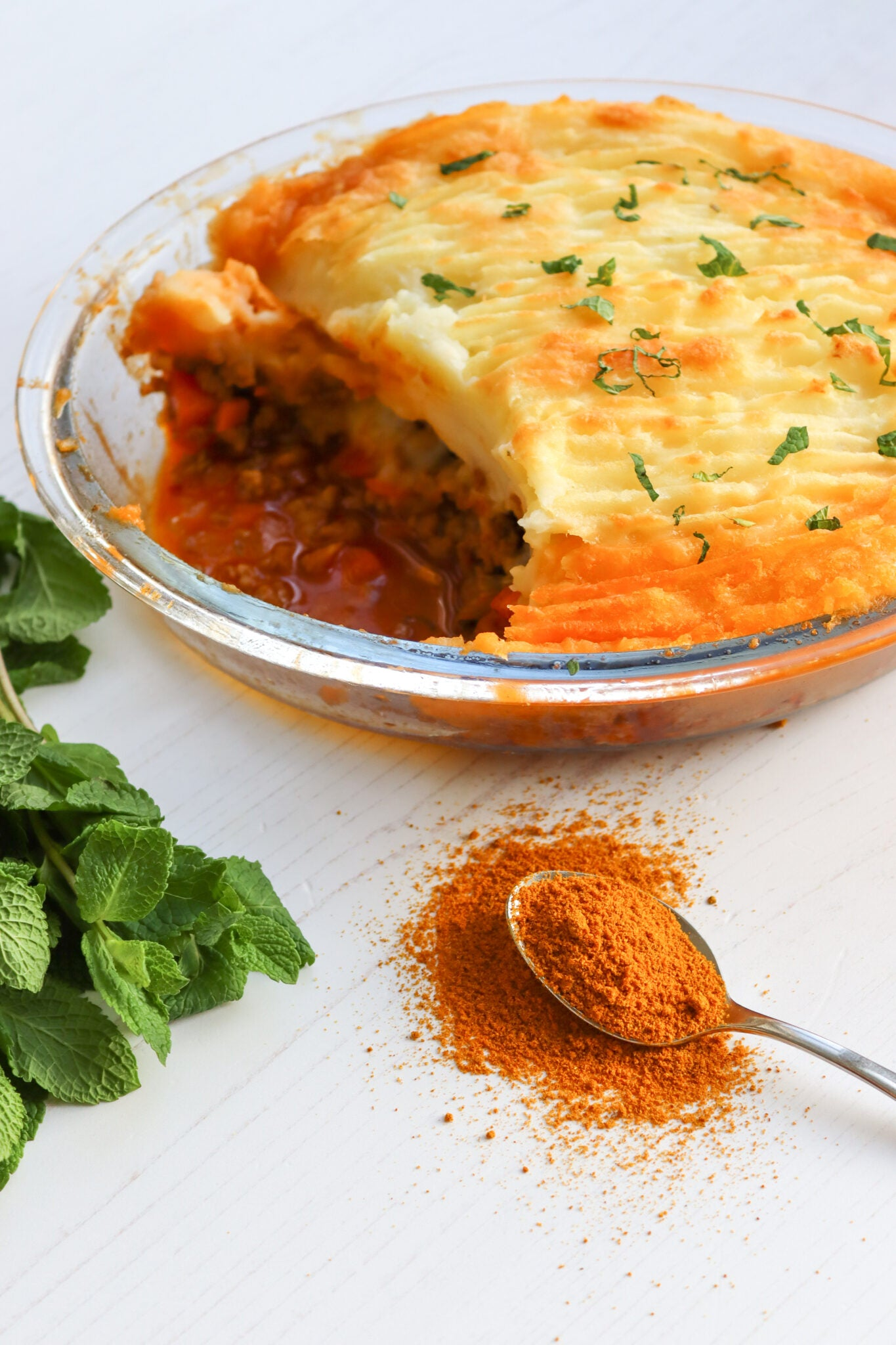 Middle Eastern Shepherd's Pie