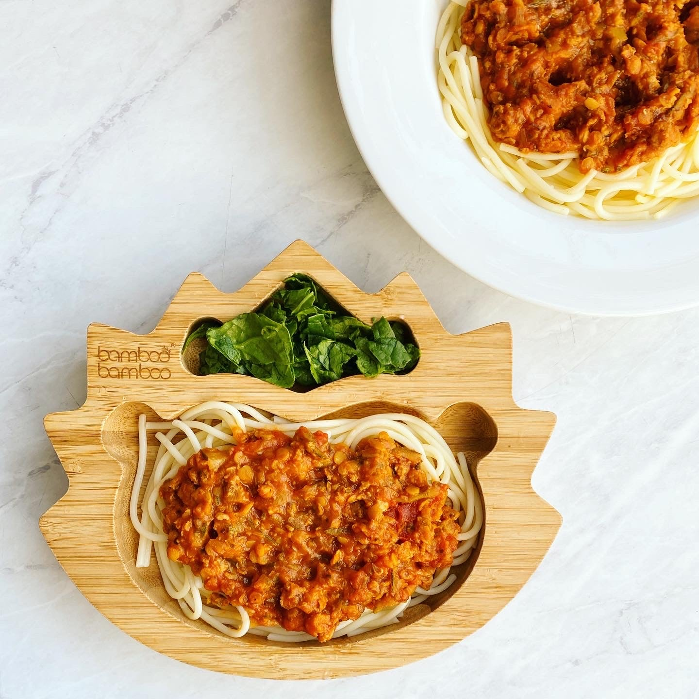 Sausage and lentil ragu by Jazmin White