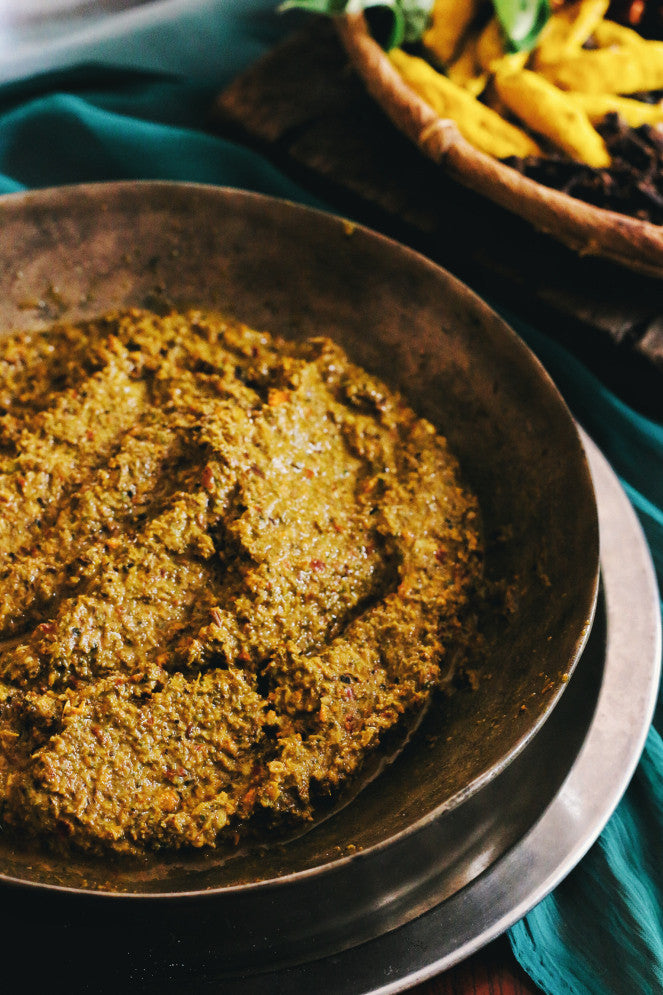 Mauritian Curry Masala Paste