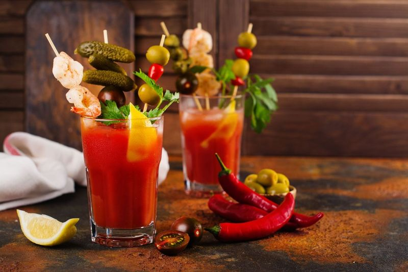 Spice Kitchen Bloody Mary
