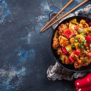 Spice Kitchen Sweet & Sour Chicken