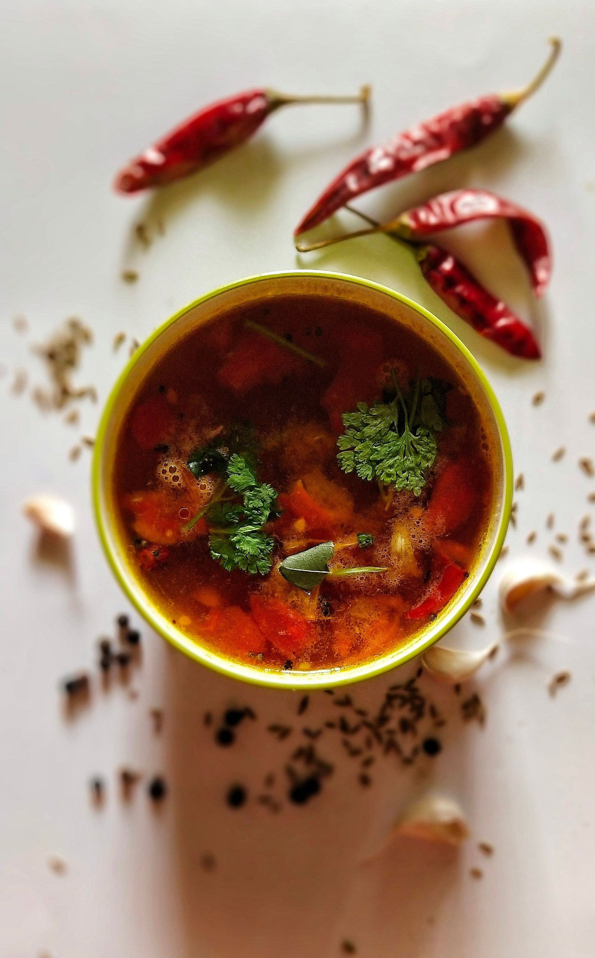 South Indian Rasam