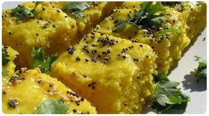 Do you like Curry? And do you like Cake? Well this one is for you...Khaman Dhokla / Dhokra