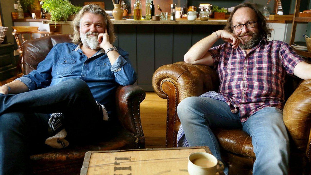 Our feature on Hairy Bikers Comfort Food BBC1!