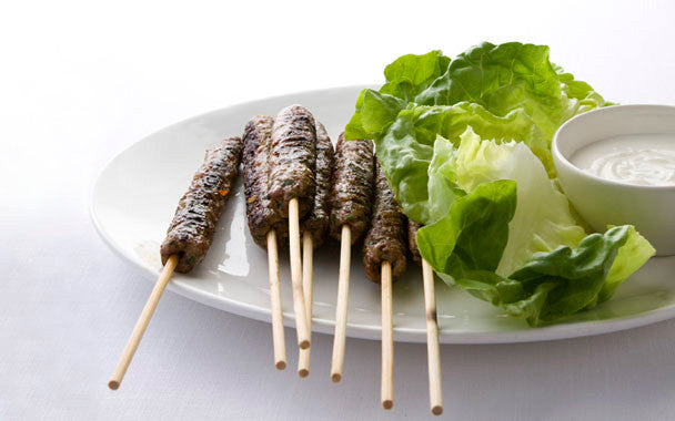 Spicy Middle Eastern Kofte by Hairy Bikers