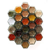 Hexagonal Magnetic Spice Jar (Empty or Full) - Spice Kitchen - Spices, Spice Blends, Gifts & Cookware