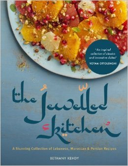'The Jewelled Kitchen' by Bethany Kehdy & Spice Tin, 9 Spices & Handmade Silk Sari Wrap - Spice Kitchen - Spices, Spice Blends, Gifts & Cookware