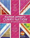 Madhu Jaffrey's 'Curry Nation' Cookbook & Spice Tin, 9 Spices & Handmade Silk Sari Wrap - Spice Kitchen - Spices, Spice Blends, Gifts & Cookware