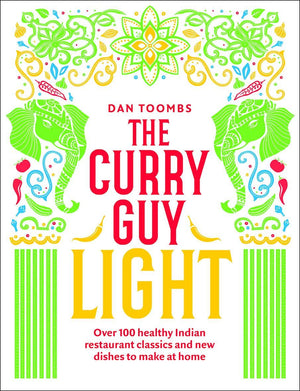 Dan Toombs aka The Curry Guy Spice Blends & Signed Cookbooks - Spice Kitchen™ - Spices, Spice Blends, Gifts & Cookware