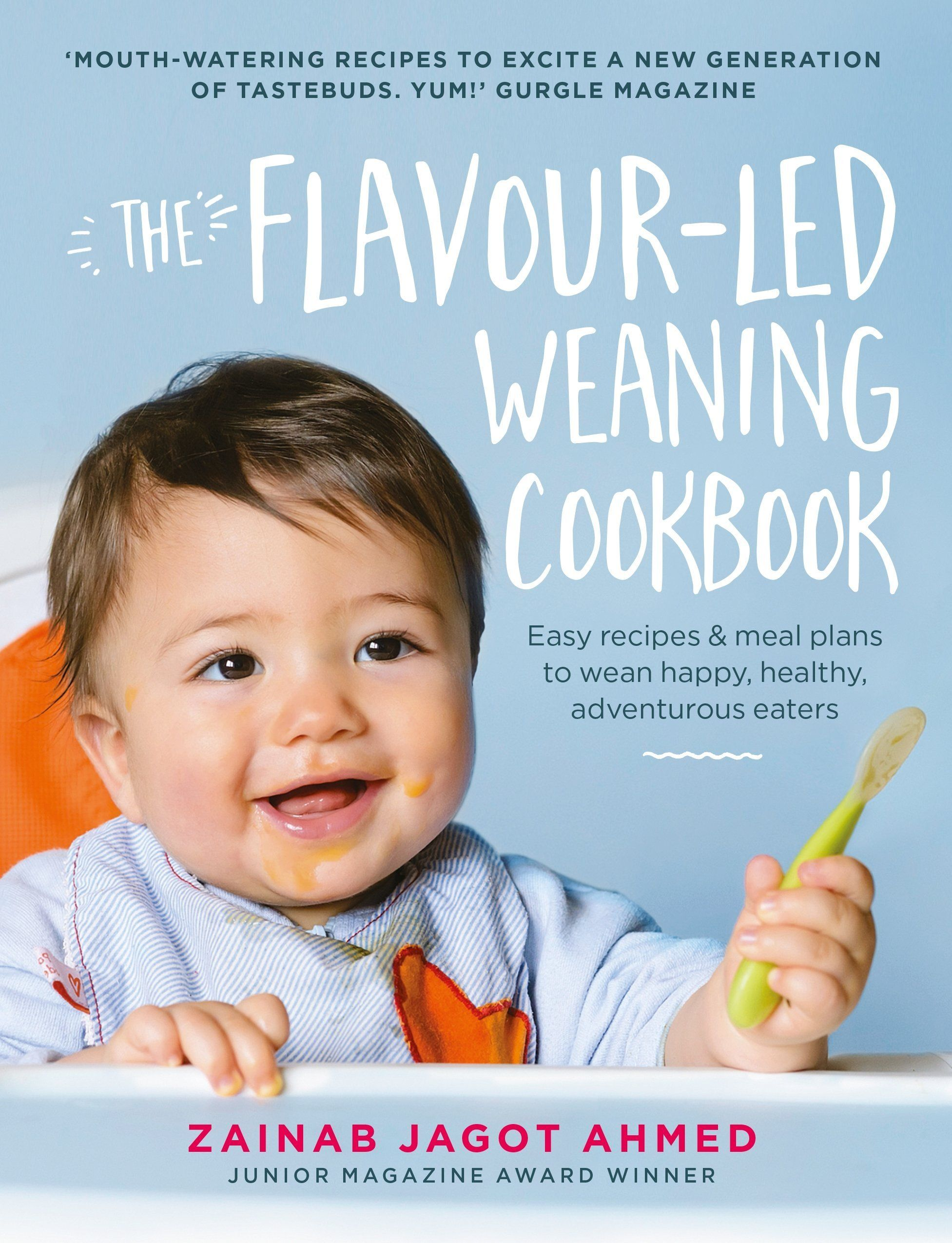 The Flavour-led Weaning Cookbook by Zainab Jagot Ahmed & Baby Spice Kitchen Collection - Spice Kitchen - Spices, Spice Blends, Gifts & Cookware