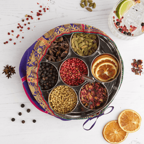 Spice Tin Gift Sets | Spice Blends | Loose Teas