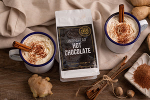 Trio of Spice Kitchen Hot Chocolate - Spice Kitchen™ - Spices, Spice Blends, Gifts & Cookware