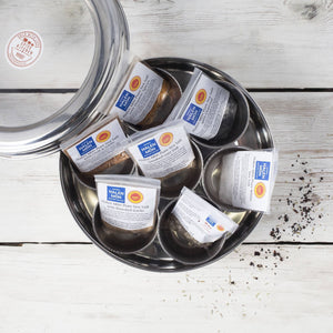Halen Môn Flavoured Sea Salts Collection with 7 Flavoured Salts  // 6 Units Wholesale (£16.20 each) - Spice Kitchen - Spices, Spice Blends, Gifts & Cookware