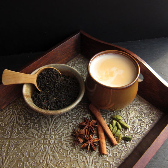 Masala Chai Spices (No Black Tea) - Spice Kitchen - Spices, Spice Blends, Gifts & Cookware
